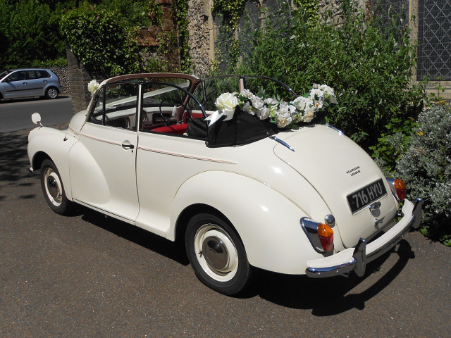 Molly The Morris Minor