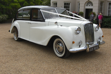 Austin Princess 7 seat limousine - Wedding Car Hire