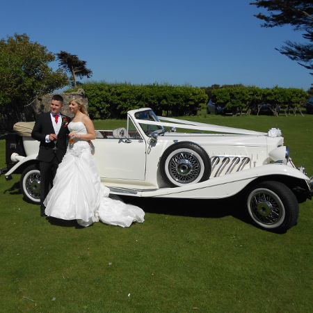 Wedding Car Hire East Sussex
