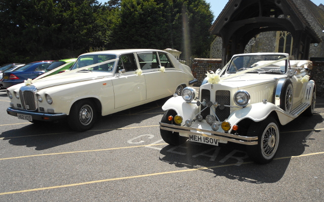 Hire More Than One Wedding Car