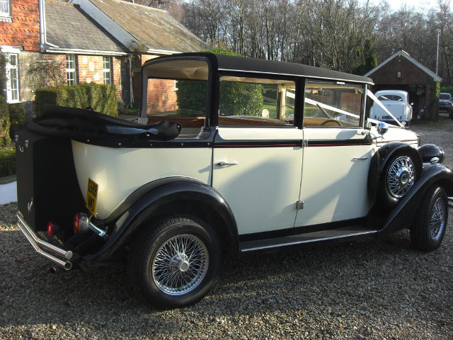 Brenchley Regent With Top Down