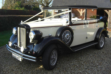 Brenchley Regent - Wedding Car Hire