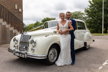 Armstrong Siddeley Sapphire - Wedding Car Hire